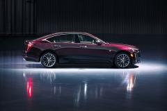 2020 Cadillac CT5 Premium Luxury Exterior 002