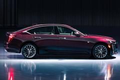 2020 Cadillac CT5 Premium Luxury Exterior 005