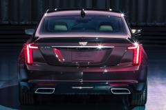 2020 Cadillac CT5 Premium Luxury Exterior 007