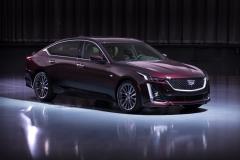 2020 Cadillac CT5 Premium Luxury Exterior 010