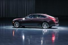 2020 Cadillac CT5 Premium Luxury Exterior 011