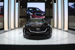 2020 Cadillac CT5 Premium Luxury - Exterior - 2019 New York International Auto Show 001