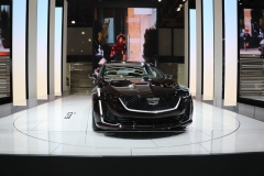 2020 Cadillac CT5 Premium Luxury - Exterior - 2019 New York International Auto Show 002