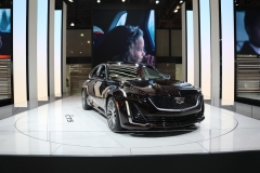 2020 Cadillac CT5 Premium Luxury - Exterior - 2019 New York International Auto Show 003