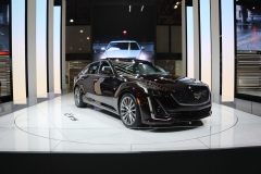 2020 Cadillac CT5 Premium Luxury - Exterior - 2019 New York International Auto Show 004