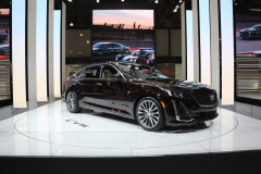 2020 Cadillac CT5 Premium Luxury - Exterior - 2019 New York International Auto Show 005