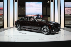 2020 Cadillac CT5 Premium Luxury - Exterior - 2019 New York International Auto Show 006