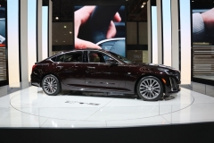 2020 Cadillac CT5 Premium Luxury - Exterior - 2019 New York International Auto Show 007