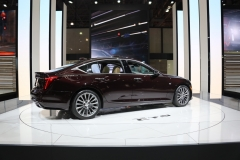 2020 Cadillac CT5 Premium Luxury - Exterior - 2019 New York International Auto Show 010