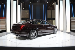 2020 Cadillac CT5 Premium Luxury - Exterior - 2019 New York International Auto Show 011
