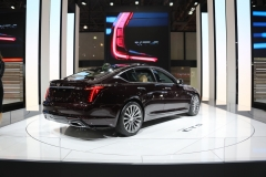 2020 Cadillac CT5 Premium Luxury - Exterior - 2019 New York International Auto Show 012