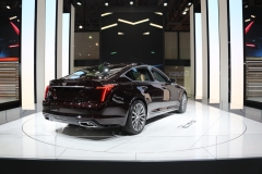 2020 Cadillac CT5 Premium Luxury - Exterior - 2019 New York International Auto Show 013