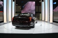 2020 Cadillac CT5 Premium Luxury - Exterior - 2019 New York International Auto Show 014