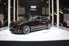 2020 Cadillac CT5 Premium Luxury - Exterior - 2019 New York International Auto Show 016