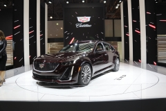 2020 Cadillac CT5 Premium Luxury - Exterior - 2019 New York International Auto Show 017