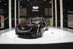 2020 Cadillac CT5 Premium Luxury - Exterior - 2019 New York International Auto Show 018