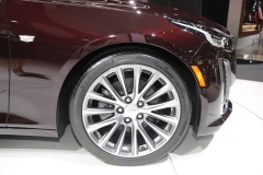 2020 Cadillac CT5 Premium Luxury - Exterior - 2019 New York International Auto Show 020 wheel