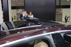 2020 Cadillac CT5 Premium Luxury - Exterior - 2019 New York International Auto Show 027 roof and sunroof