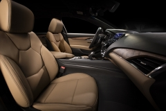 2020 Cadillac CT5 Premium Luxury Interior 002