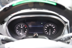 2020 Cadillac CT5 Premium Luxury - Interior - 2019 New York International Auto Show 014 gauge cluster