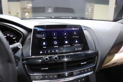 2020 Cadillac CT5 Premium Luxury - Interior - 2019 New York International Auto Show 021 center screen home screen