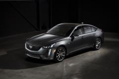 2020 Cadillac CT5 Sport Exterior 001