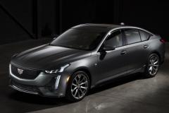 2020 Cadillac CT5 Sport Exterior 004
