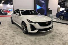 2020-Cadillac-CT5-Sport-in-Summit-White-GAZ-Color-at-2019-Miami-International-Auto-Show-002