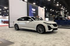 2020-Cadillac-CT5-Sport-in-Summit-White-GAZ-Color-at-2019-Miami-International-Auto-Show-003