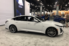 2020-Cadillac-CT5-Sport-in-Summit-White-GAZ-Color-at-2019-Miami-International-Auto-Show-004