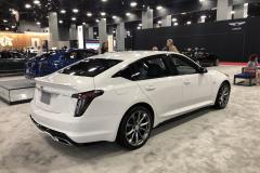 2020-Cadillac-CT5-Sport-in-Summit-White-GAZ-Color-at-2019-Miami-International-Auto-Show-005