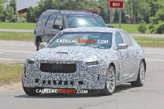 2020 Cadillac CT5 - Spy Pictures - June 2018 004
