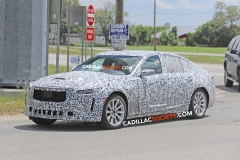 2020 Cadillac CT5 - Spy Pictures - June 2018 007