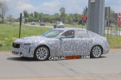 2020 Cadillac CT5 - Spy Pictures - June 2018 009