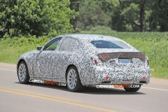 2020 Cadillac CT5 - Spy Pictures - June 2018 015