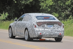 2020 Cadillac CT5 - Spy Pictures - June 2018 016