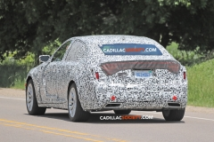2020 Cadillac CT5 - Spy Pictures - June 2018 017