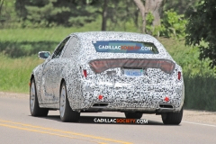 2020 Cadillac CT5 - Spy Pictures - June 2018 018