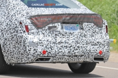2020 Cadillac CT5 - Spy Pictures - June 2018 023
