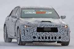 2020 Cadillac CT5 Spy Shots - February 2018 - exterior 001