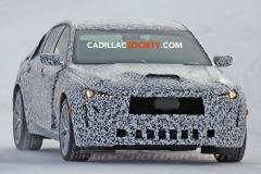 2020 Cadillac CT5 Spy Shots - February 2018 - exterior 001