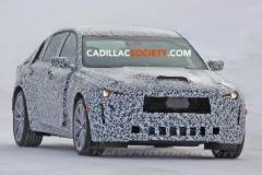 2020 Cadillac CT5 Spy Shots - February 2018 - exterior 002