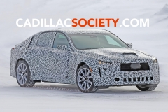 2020 Cadillac CT5 Spy Shots - February 2018 - exterior 003