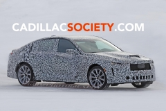 2020 Cadillac CT5 Spy Shots - February 2018 - exterior 004