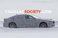 2020 Cadillac CT5 Spy Shots - February 2018 - exterior 005