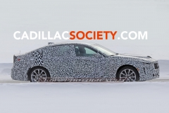 2020 Cadillac CT5 Spy Shots - February 2018 - exterior 006