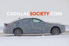 2020 Cadillac CT5 Spy Shots - February 2018 - exterior 007