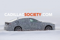2020 Cadillac CT5 Spy Shots - February 2018 - exterior 008