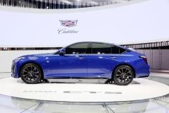 2020 Cadillac CT5 at Chengdu Motor Show 003