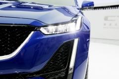 2020 Cadillac CT5 at Chengdu Motor Show 004